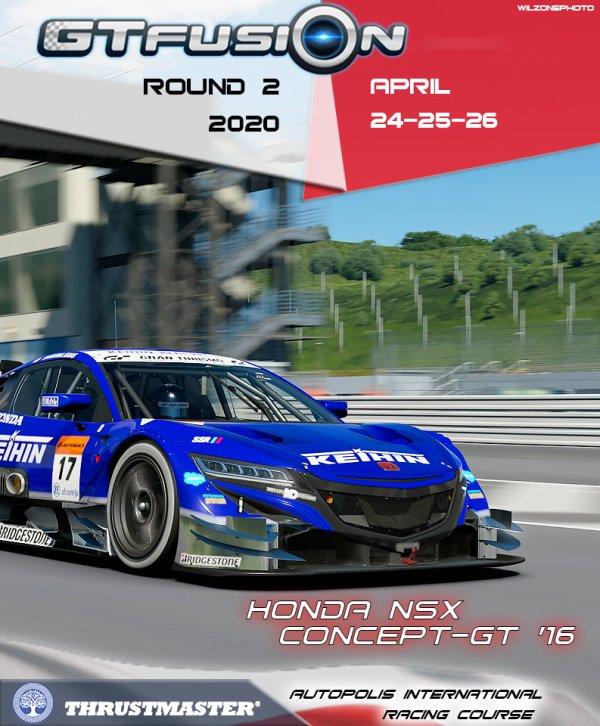 GTfusion GTSport world Championship Round 2 2020