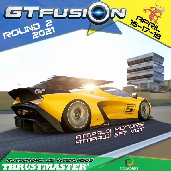GTfusion GTSport world Championship Round 2 2021