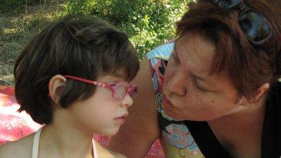 Aout 2010 -virée au lac :)