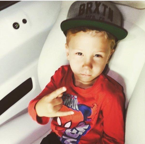 Justin's Instagram