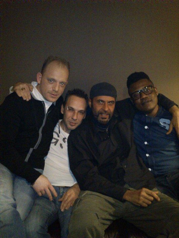 soiree chez steph (fevrier 2012)