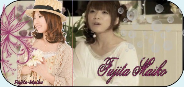 Fujita Maiko ( ♥ )