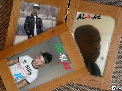 Sang limites / Besoin de personne feat FROFRO et AL-4-AZ (2012)