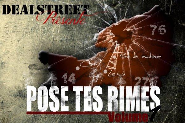 pose tes rimes  / La verité (avec la participation de mino) (2012)