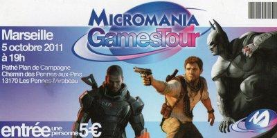 le micromania game show de la bombe