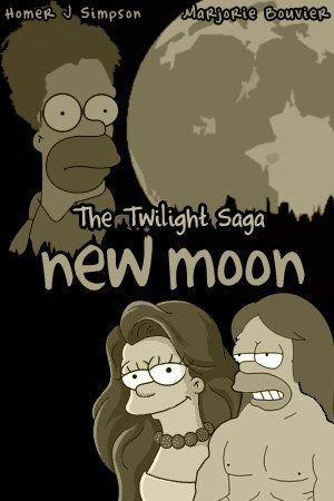 twilight s invite chez les simpson