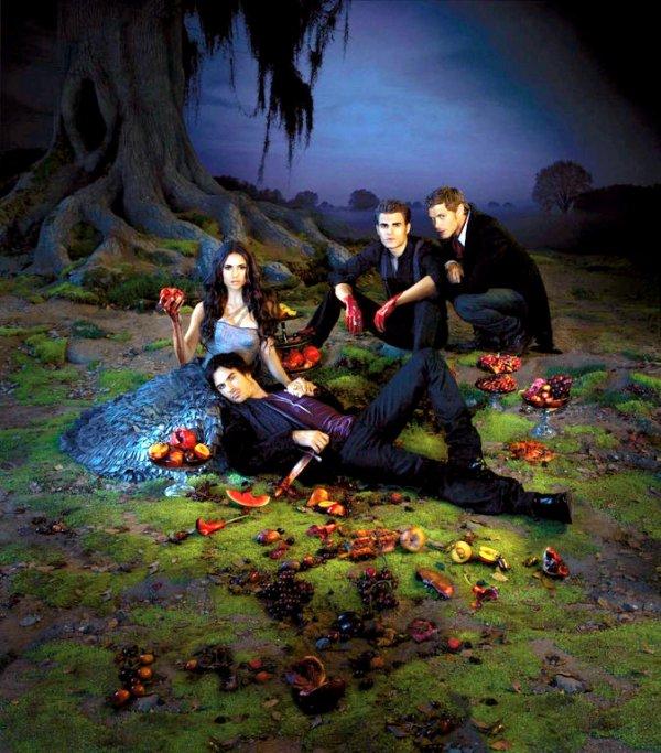 Voici une nouvelle photo promo de The vampire diaries pour la saison 3