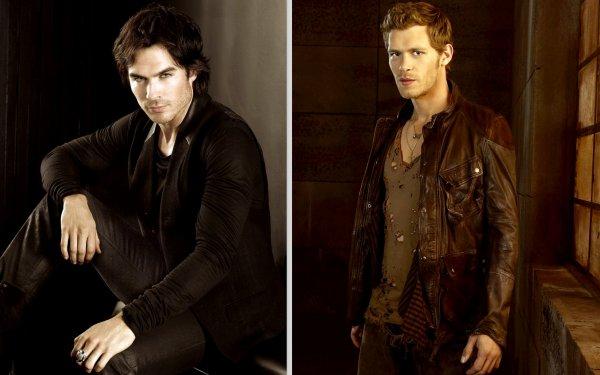 Nouvelles photos promo de The vampire diaries saison 3 - Nina est magnifique , tous comme Ian !