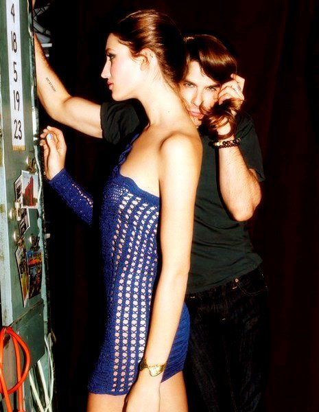 Photoshoot pour glamour -Ian Somerhalder