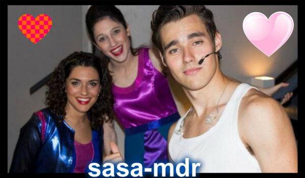Bienvenue sur mon blog sasa-mdr