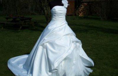 ma futur robe de marié