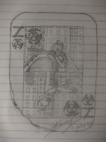 Carte Zombie (11 juillet 2011)