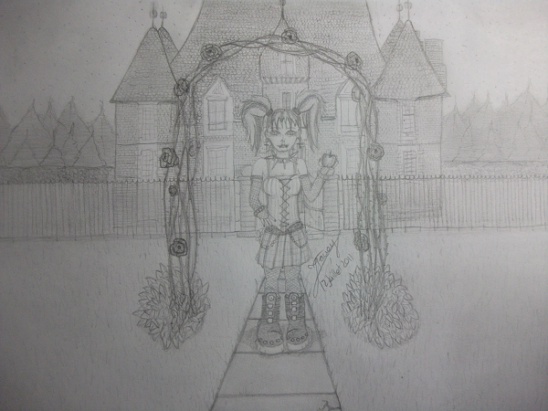 Gothique (12 Juillet 2011)