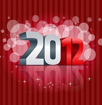 BONNE ANNEE 2012 PLEINE DE CINEMA ET DE PLAISIRS