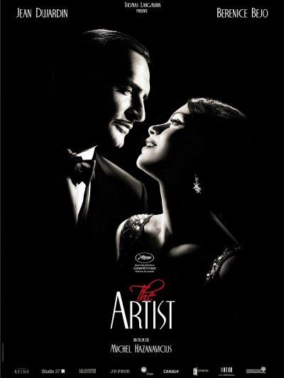 CONSECRATION DU FILM THE ARTIST 6 CESAR ET 5 OSCAR