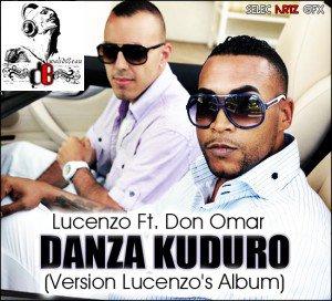 Don Omar Feat. Lucenzo  / Danza Kuduro (2011)