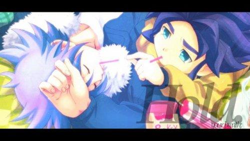OS Inazuma Eleven - L'ange des neiges blessé