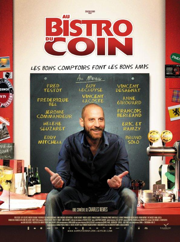 VIDÉO • Au Bistro du coin (2011)
