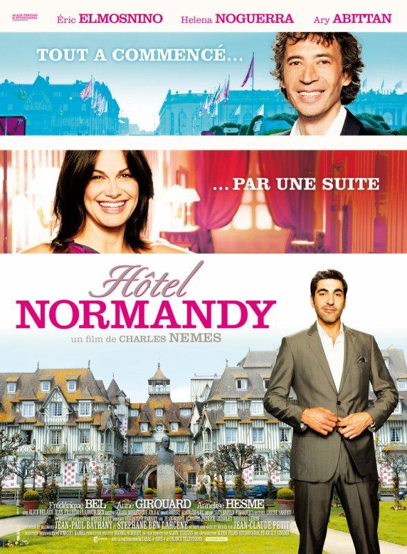 """Vus sur """"hotel normandy"""" (Avec BEN)"""