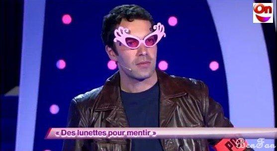 Arnaud Cosson - Des lunettes pour mentir