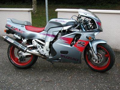 GSXR 750 de 1995 :