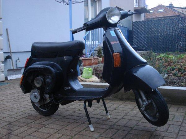 vespa 50 1990