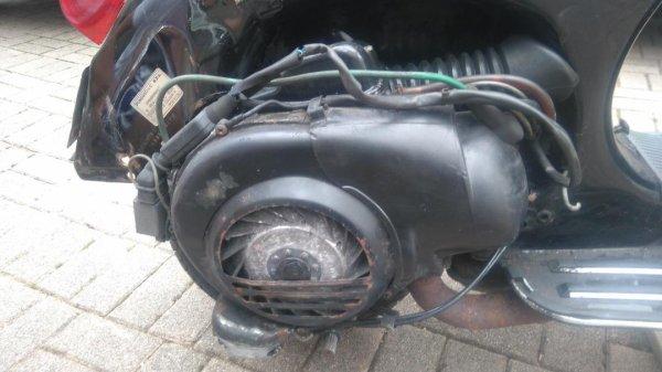Px 125 2001 avec frein à disque
