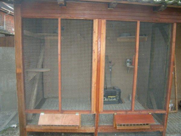 deux box pour acouplement fait par mon fils blog de chrisvoyageur. Black Bedroom Furniture Sets. Home Design Ideas