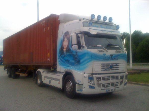 VOLVO FH500 TEAM BORDILLE