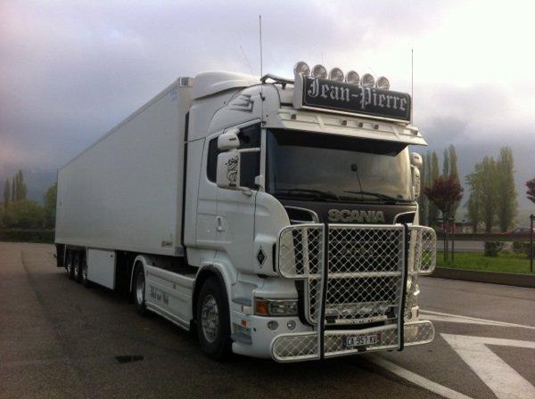 SCANIA HL R500 JP TORRES