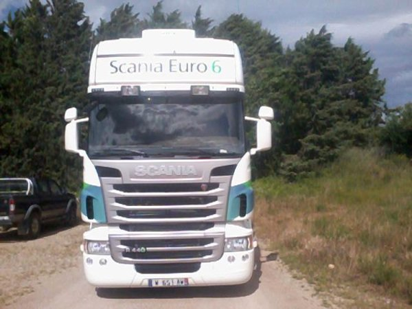 SCANIA TOPLINE R440 euro6