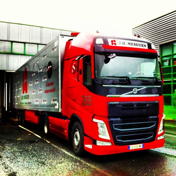 New fh 540