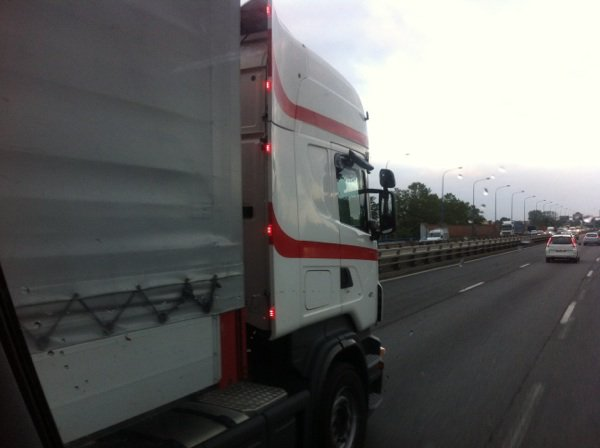 Scania TOPLINE r500 (Émilie)