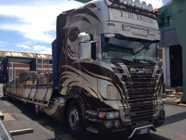 Scania TOPLINE r730