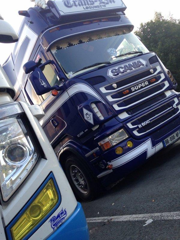 Scania topline