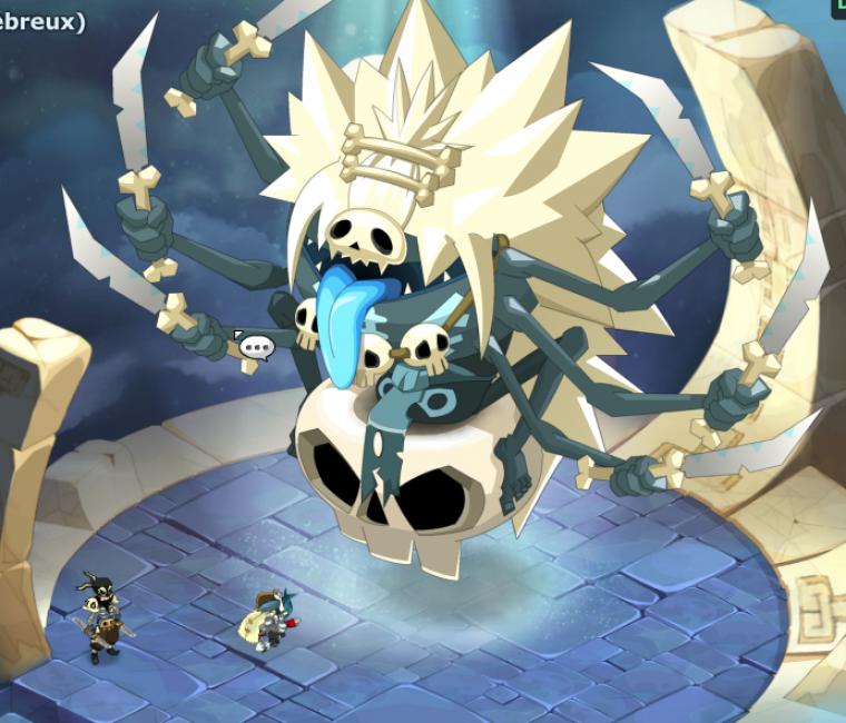 Le royaume des ombres a trouvé son nouveau roi !
