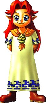 Personnages de Ocarina of Time (1)