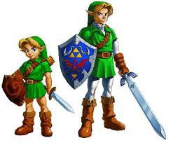 Personnages de Ocarina of Time (3)