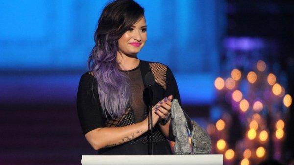 Demi Lovato droguée dès 12 ans