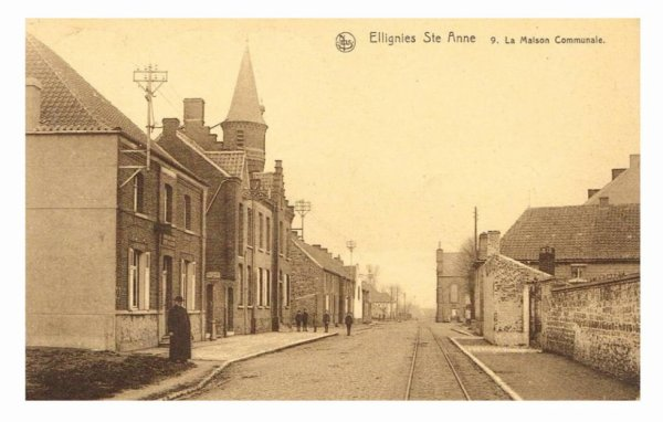 ELLIGNIES SAINT ANNE