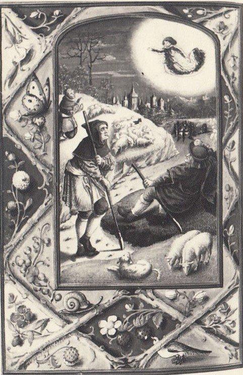 chateau-de-beloeil-bibliotheque-missel-de-charles-quint-l-acute-annonce-aux-bergers
