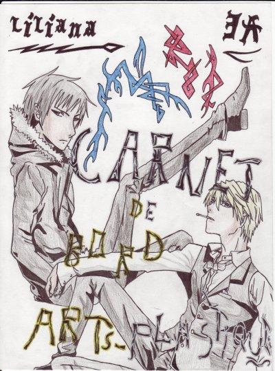 Durarara!  mes deux perso préférés du manga et vous? ^^