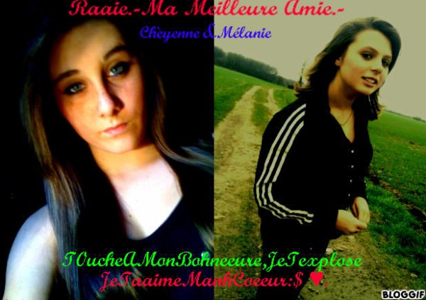 Maanh. Ma Meilleure Amie! Pour Toujour