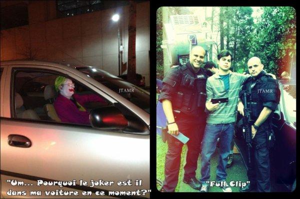 NOUVEAU PROJET POUR JAKE + TWITTER + PHOTO COUP DE ♥ + FACTS