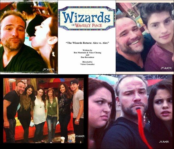 TOURNAGE + EVENTS + PHOTOS DIVERSES + INTERVIEWS