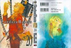 Sortie du tome 20 de Pandora Hearts !