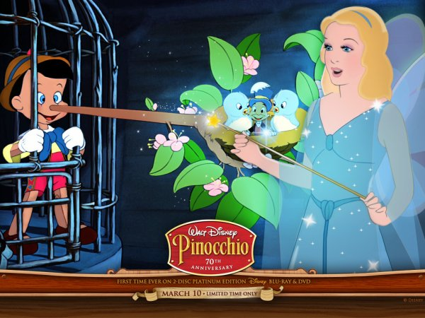 N°2 Pinocchio