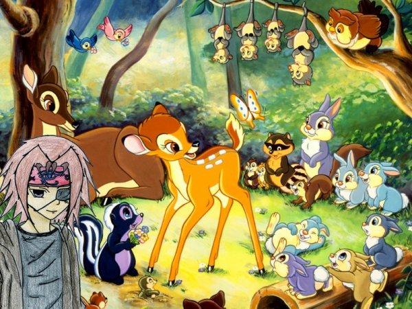 N°4-Bambi
