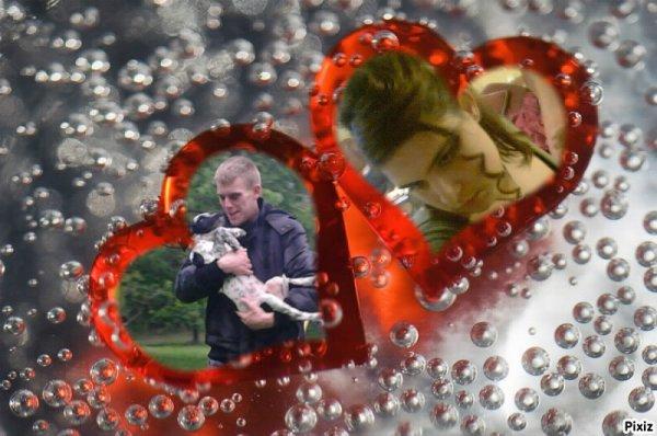 je t aime mon coeur tu es l homme ke je cherchais