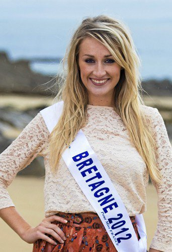Election de Miss Bretagne 2013